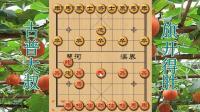 中国象棋实战: 敢死炮系列, 一级棋手, 也招架不住双将秘技
