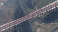 大地飞客: 高565米、耗资10亿的大桥, 看完我整个人都燃了