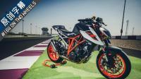 「On Two Wheels 两轮之上」沙漠浮夸测试 2017 KTM 1290 Super Duke R