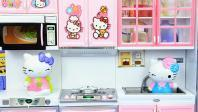 HelloKitty玩具 凯蒂猫的豪华厨房套装