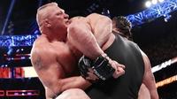 WWE摔跤狂热33中邑惜败AJ大布狂虐大黑羊2K18