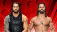 【佰威】WWE2K18后台赛: 罗曼雷恩斯vs赛斯罗林斯-WWE2017年10月19日