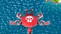 海岛奇兵-超级海龟-31(物种起源阿姆分享)-hgl磊磊