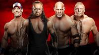 WWE2017年10月21日狂野角斗士之WWE美国职业摔角