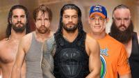 【直播回放】WWE2017年10月21日中文解说实况
