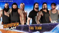 【佰威解说】WWE2K18实战对决20171023 - 佰威解说WWE2017年10月23日直播实况