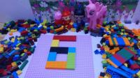 小猪佩奇葫芦娃还有猪猪侠小马宝莉和小朋友们一起学识字