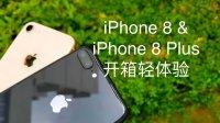 [华生测评]iPhone8 & iPhone 8 Plus开箱轻体验