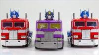 变形金刚杰作 大师擎天柱卡车汽车机器人玩具 北美帅气男儿喜欢玩具【俊和他的玩具们