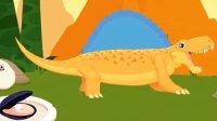 探索恐龙世界 侏罗纪公园考古挖掘 第27期 爱吃海鲜的异齿龙 恐龙再现 陌上千雨