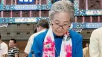 老画家姚翠芝挂帅《天香社》喜迎十九大: 音乐手风琴《莫斯科郊外的晚上》《喀秋莎》