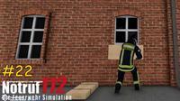 『干部来袭』紧急呼叫112 #22: 工厂窗户碎了 简单粗暴补窗户