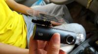 实拍11岁小男孩成功安装70迈智能行车记录仪, 厉害了我的小哥!