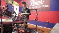 最新鼓手老师架子鼓教学_爵士鼓教程速度的控制