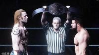 WWE2K18生涯模式第2期: 佰威首秀大战击败博比鲁德成新科NXT冠军王者-WWE2017年11月12日