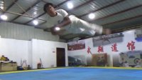 武翔特技 空翻系  转体系 特技腿法系三大类基础动作示范视频