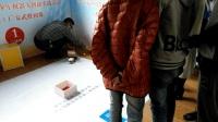 第十五届四川省青少年个人创新实践活动广安武胜初赛1组现场