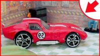 红色小车改成了闪电黑车  托马斯和他的车车朋友们