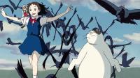 #冬日吸猫#2分钟看完日本经典动画电影《猫的报恩》