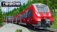 『干部来袭』火车模拟2018 #4: Mittenwaldbahn南行(4/5) - DB BR442