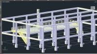 三维工厂 Plant 3d 2017 结构之修改二