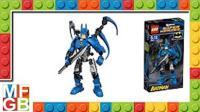 LEGO CITY乐高城市之乐高超级英雄-蝙蝠侠-乐高搭建拼|装玩具|傲仔小天地
