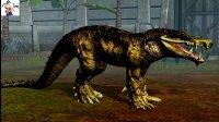 侏罗纪世界游戏第141集:巨蟒锦标赛,可怕的猪鳄★永哥玩游戏