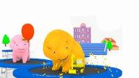 和恐龙戴诺学习 第32集 气球里的礼物