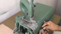 【转载】德国Fortuna削皮机(801圆刀机)调节和使用-PART III