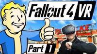 【大丁丁VR】辐射4VR你让我等了你好久#1 | Fallout 4 VR