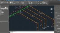 三维工厂 Plant 3d 2018 管道之ISO图的创建