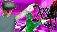 【大丁丁VR】玩具大兵 VS 害虫| Attack of the Bugs| htcvive VR游戏