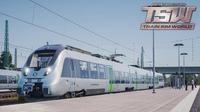 『干部来袭』模拟火车世界 #1: 新DLC Rapid Transit - 莱比锡S2+DB BR442