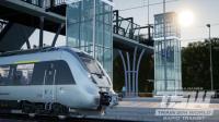 『干部来袭』模拟火车世界 #2: 莱比锡S2 穿过城市中的隧道 漂亮的地下站台