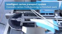 智能运输系统纸箱成型到产品包装