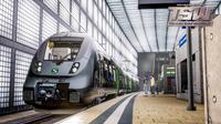 『干部来袭』列车模拟世界 #4: 雨中的莱比锡S2 城市隧道段 Zschortau→Leipzig-Connewitz