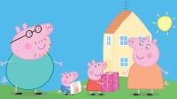 宝宝巴士快乐启蒙60 奇奇饼干派对 小猪佩奇逛超市 小猪佩奇玩具汽车总动员