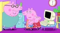 宝宝开心学汉字258 汉语拼音学习 亲子早教 小猪佩奇粉红猪小妹