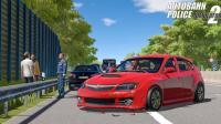 『干部来袭』高速公路警察模拟2 #11: 两司机开斗气车相撞