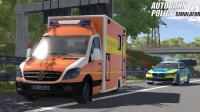 『干部来袭』高速公路警察模拟2 #14: 恐怖的卡车事故 小车被挤成夹心饼干