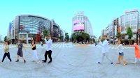 日本少女组合全景唱跳MV