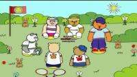 TeddyTennis泰笛网球-英国幼儿网球培训-音乐动画片
