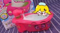 【爱茉莉兒】日本食玩浴缸泡泡浴饮品