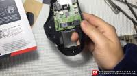 ╀ 帝亿 ╁ 关于罗技G602底部透镜安装问题以及脚贴厚度说明