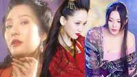 金庸武侠世界中的五大淫妇, 个人魅力玩转江湖!