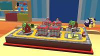 【肉肉】托马斯和朋友们游戏#04主要街道火车站!