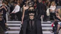 Christian Dior 2018春夏巴黎高定发布会!