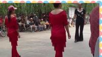 吉特巴-水兵舞 实拍广场发烧友精彩表演12之4 贵州山歌伴奏(舞帝一加二)