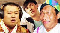 喜剧人春晚成绩单, 宋小宝、孙涛、沈腾笑点贡献谁更多? #欢乐喜剧人#