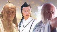 金庸武侠世界中的5大艺术家, 武功与艺术的完美结合! #savage#